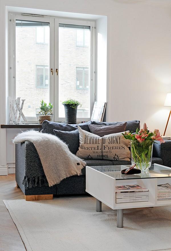 Малогабаритная квартира в Швеции 5