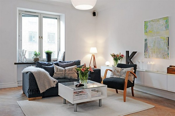 Малогабаритная квартира в Швеции 11