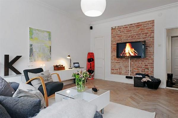Малогабаритная квартира в Швеции 12