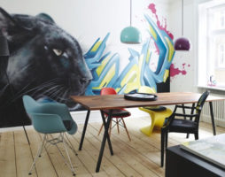 Дизайн недели: Квартира датских художников