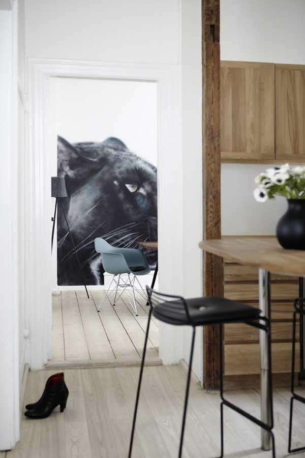 Квартира датских художников 12