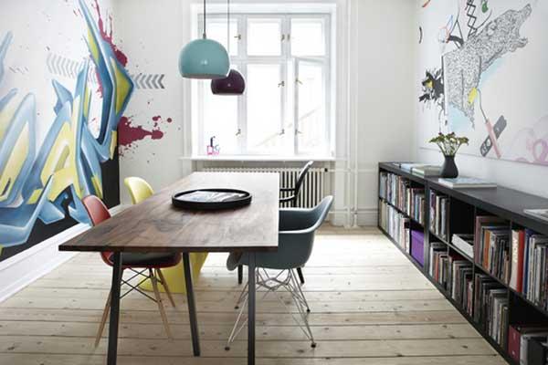 Квартира датских художников 2