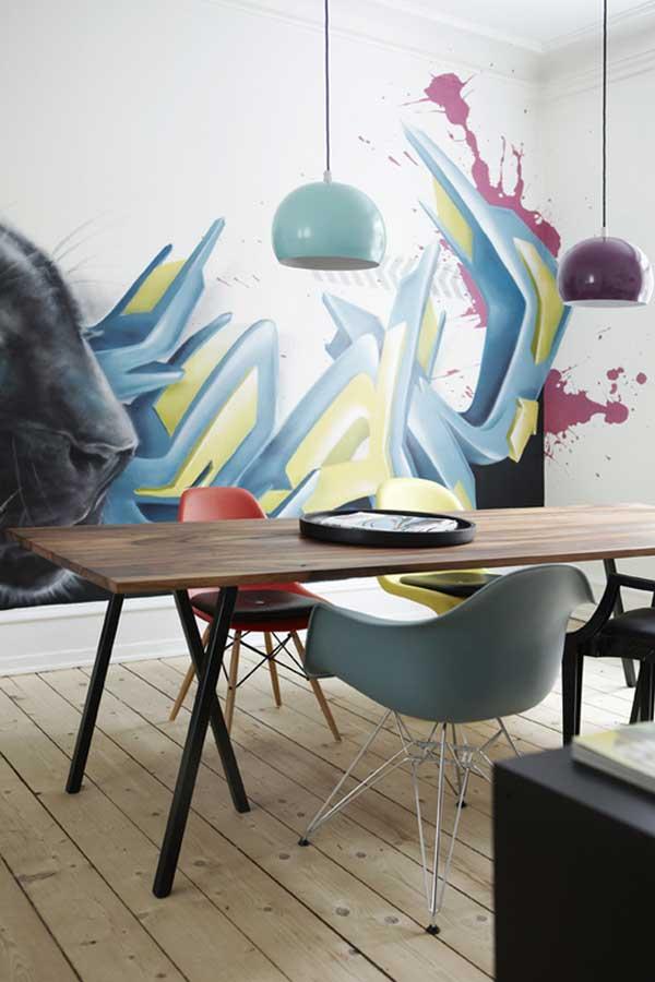 Квартира датских художников 3