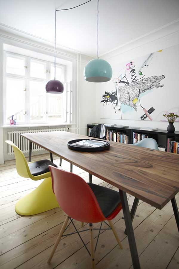 Квартира датских художников 4