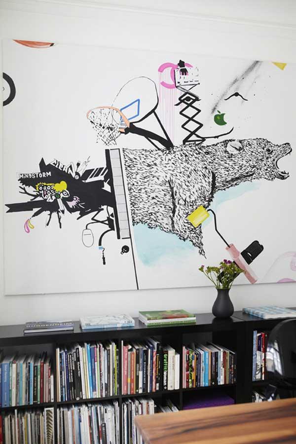 Квартира датских художников 5