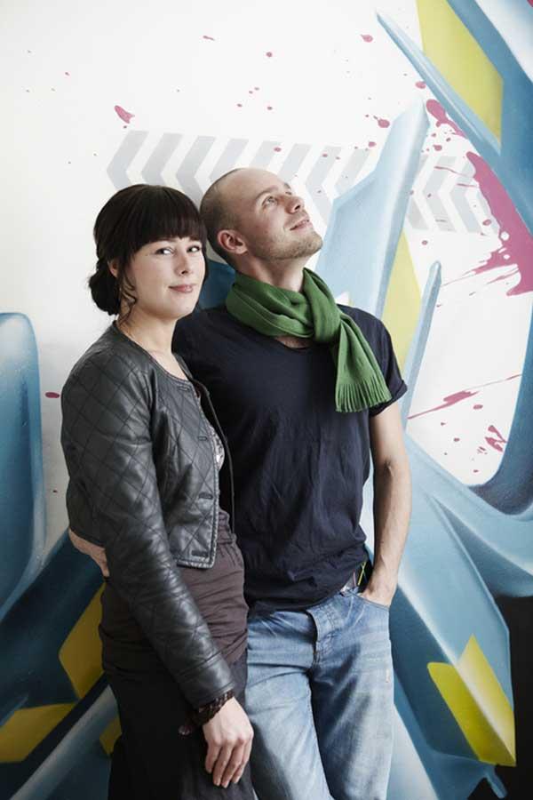 Квартира датских художников 7