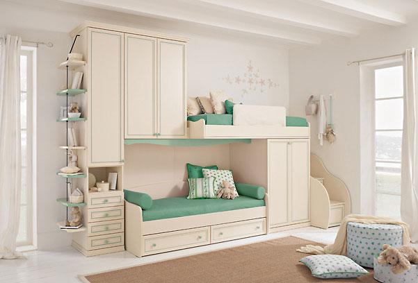 Дизайн интерьера детской 6