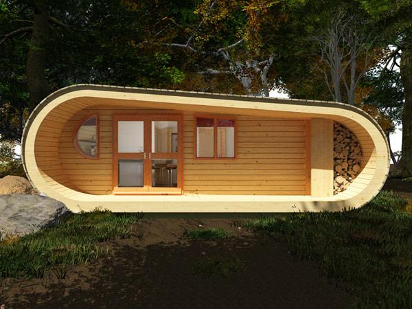 Инновационный эко дом 1