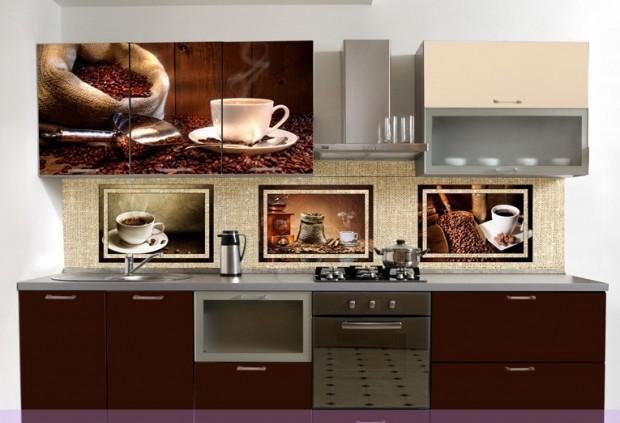 Кулинарные мотивы в интерьере кухни 5