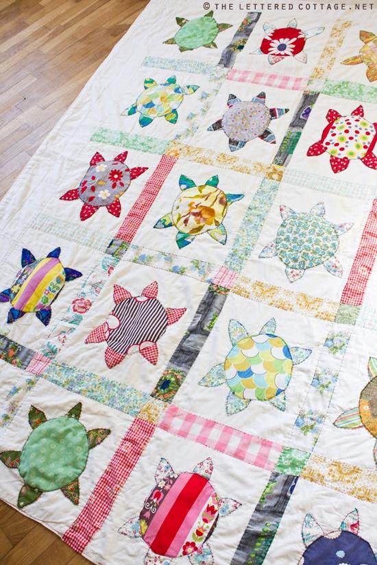 Лоскутные ковры 2
