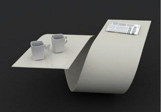 Футуризм в дизайне интерьеров 7