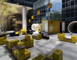 Архитектура недели: Помещение научного парка «Гален»