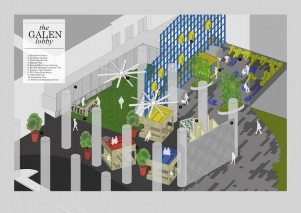 Помещение научного парка «Гален» 9