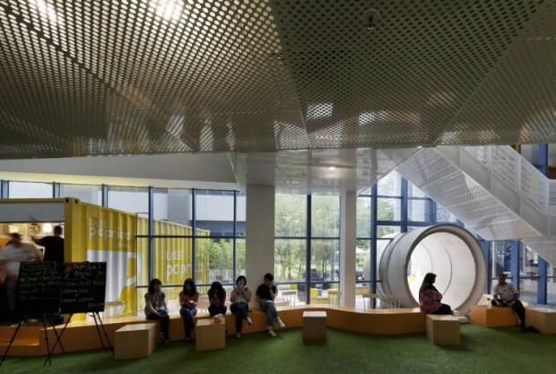 Помещение научного парка «Гален» 2