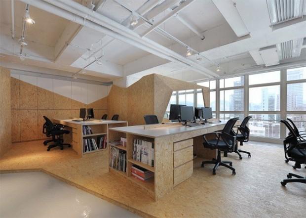 Брутальный офис
