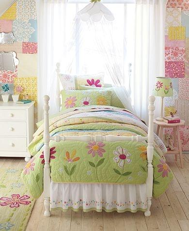 Кровать из лоскутов 2