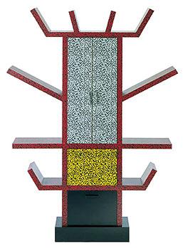 Стиль пост-модернистского дизайна в интерьере 3