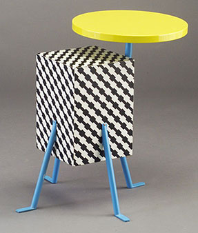 Стиль пост-модернистского дизайна в интерьере