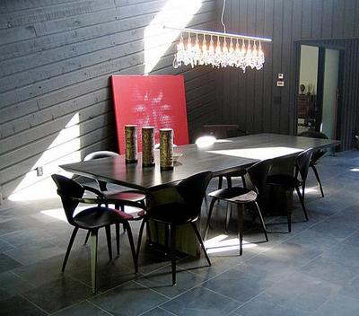 Стиль пост-модернистского дизайна в интерьере 5