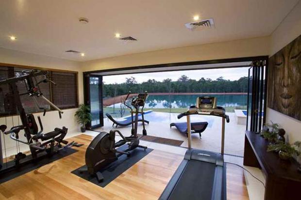 Интерьер спортивного комнаты в вашей квартире 7