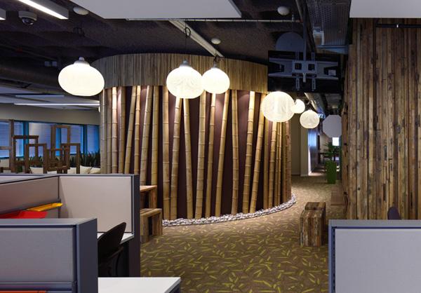 На фото: офис Google в Хайфе