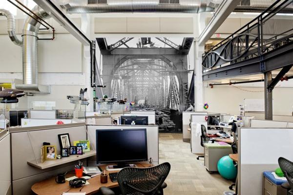 На фото: офис Google в Питсбурге