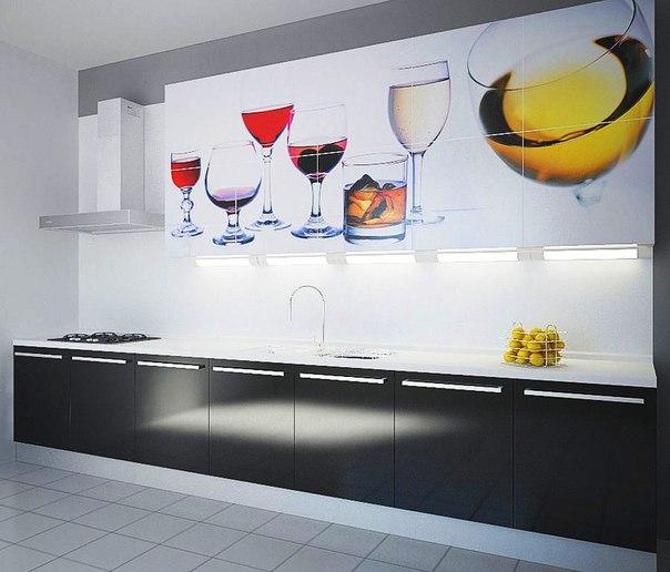 Кулинарные мотивы в интерьере кухни 6