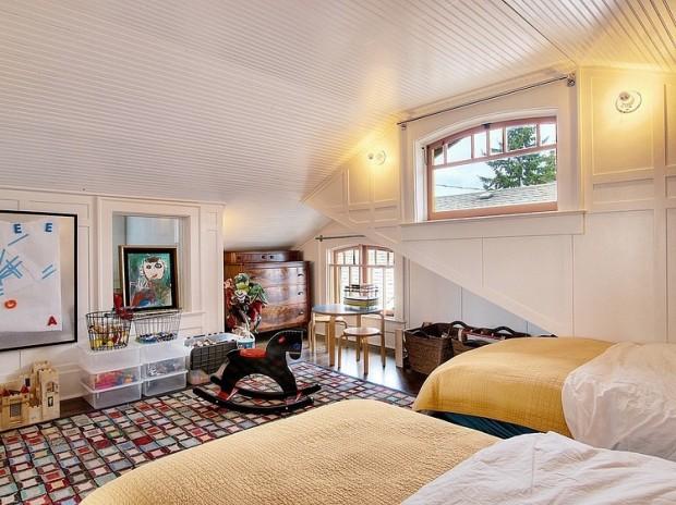 Симпатичный дом с Сиэтле 14