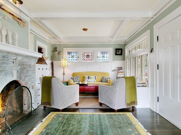 Симпатичный дом с Сиэтле 9