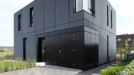 Лучшие дома в стиле минимализм