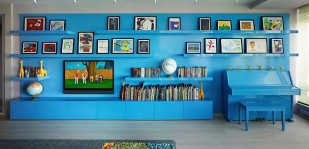 Нью-Йорк – квартира для детей 10