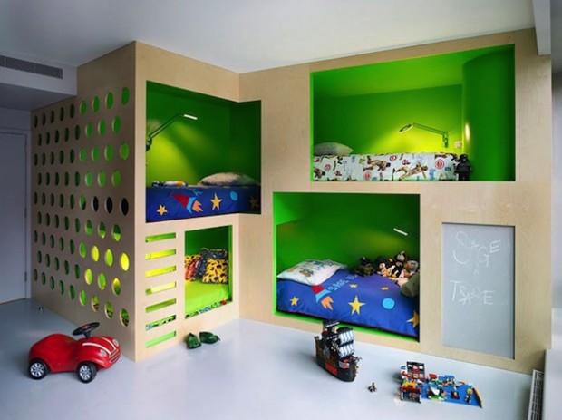Нью-Йорк – квартира для детей 15