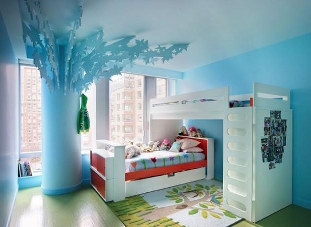 Нью-Йорк – квартира для детей 16
