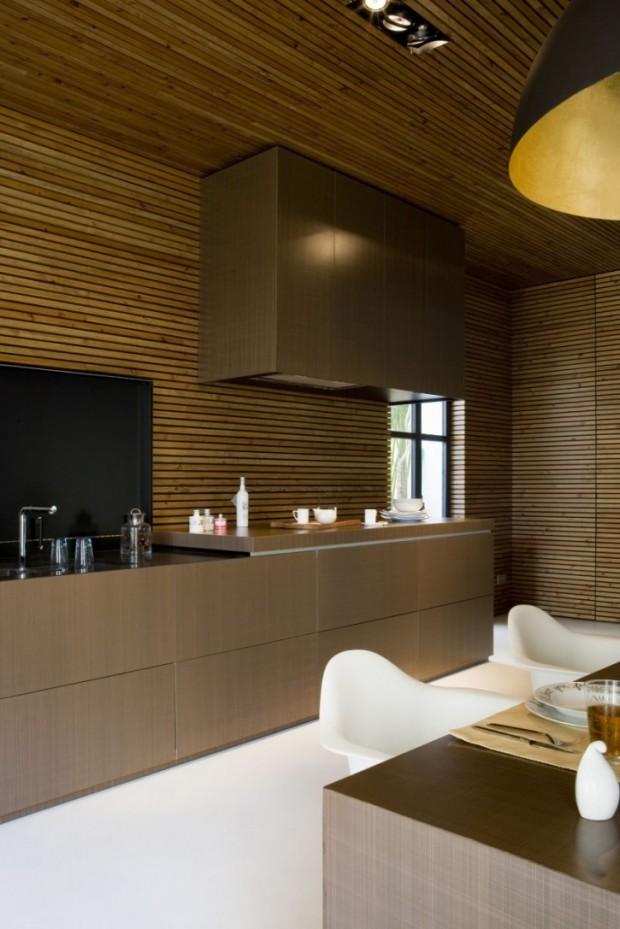 Интересный дизайн квартиры в Барселоне 8