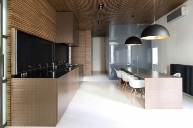 Интересный дизайн квартиры в Барселоне 7