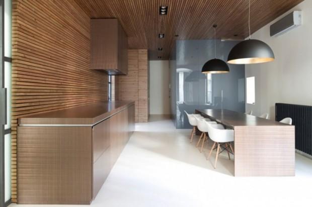 Интересный дизайн квартиры в Барселоне 6