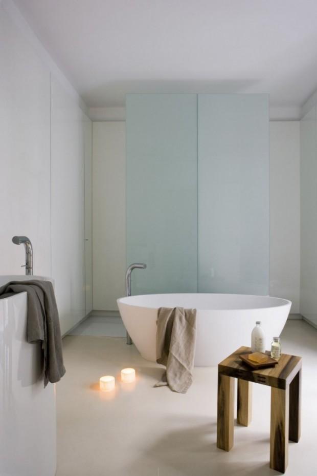 Интересный дизайн квартиры в Барселоне 15