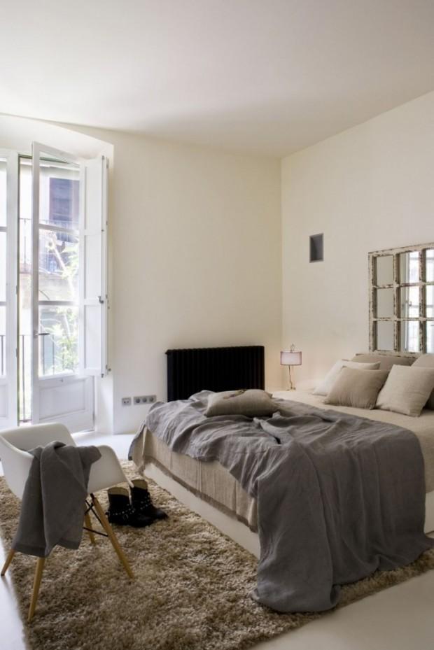 Интересный дизайн квартиры в Барселоне 13