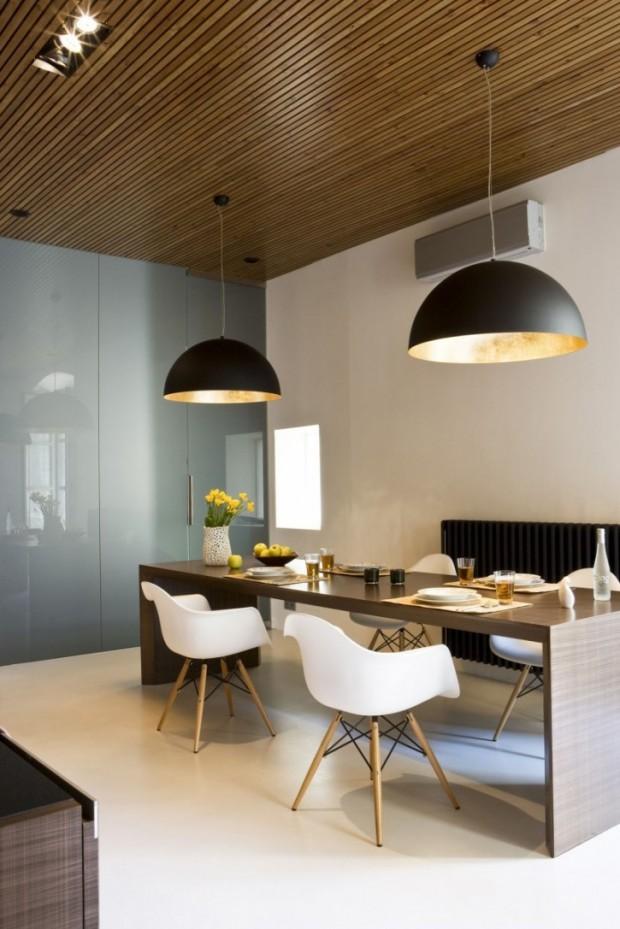 Интересный дизайн квартиры в Барселоне 11