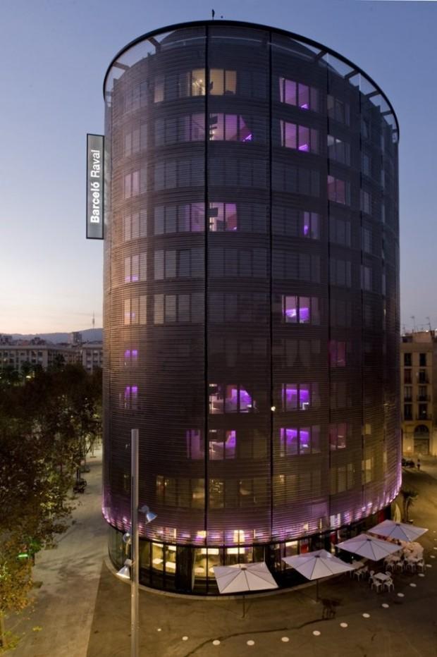 """Отель в Барселоне """"Barcel? Raval"""""""