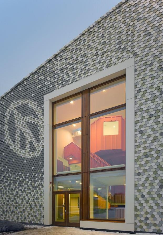 Общественный центр в Голландии 5