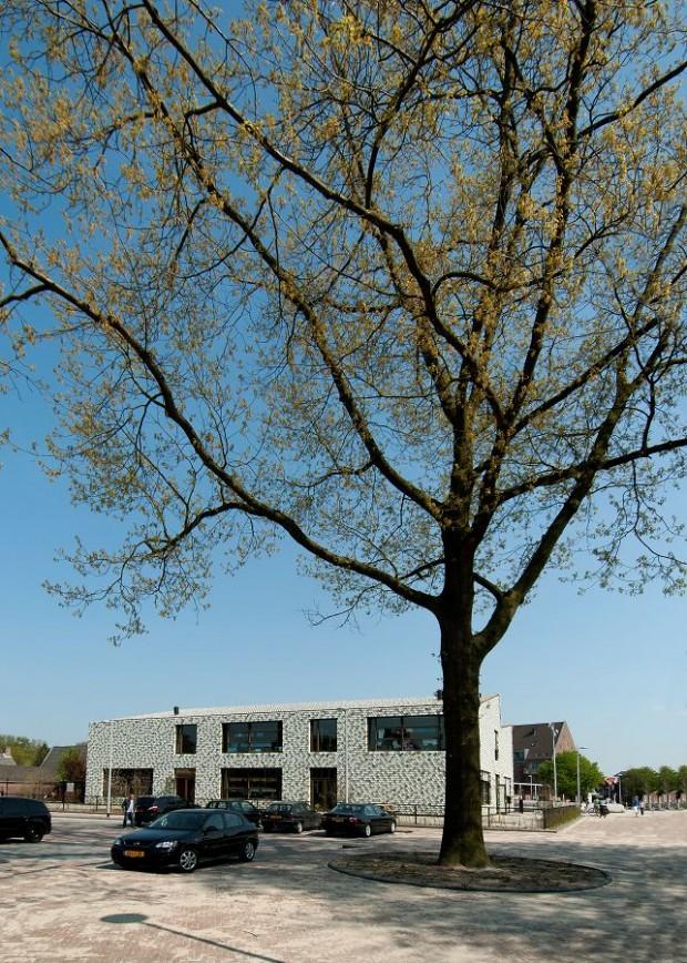 Общественный центр в Голландии 3