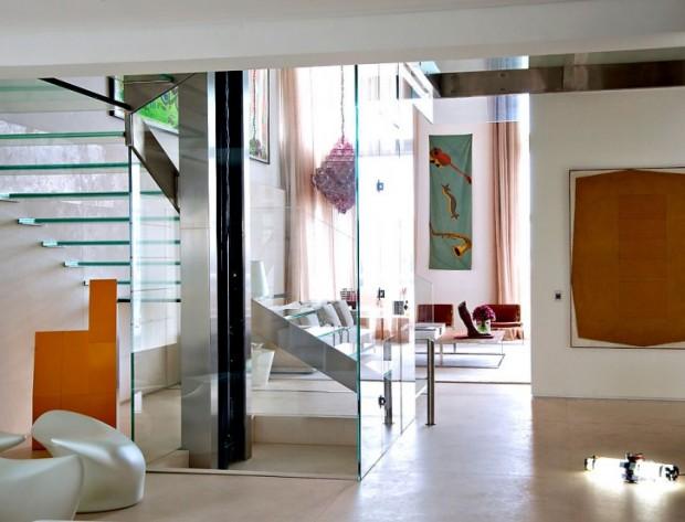 Яркая квартира в Малибу 11