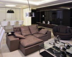 Дизайн интерьера квартиры в Москве