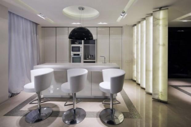Дизайн интерьера квартиры в Москве 9