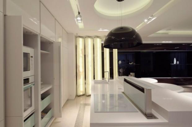 Дизайн интерьера квартиры в Москве 10