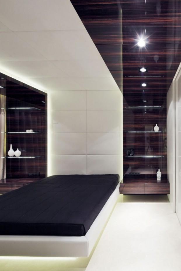 Дизайн интерьера квартиры в Москве 12