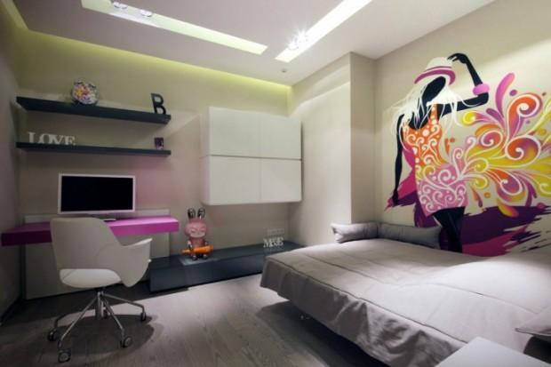 Дизайн интерьера квартиры в Москве 15