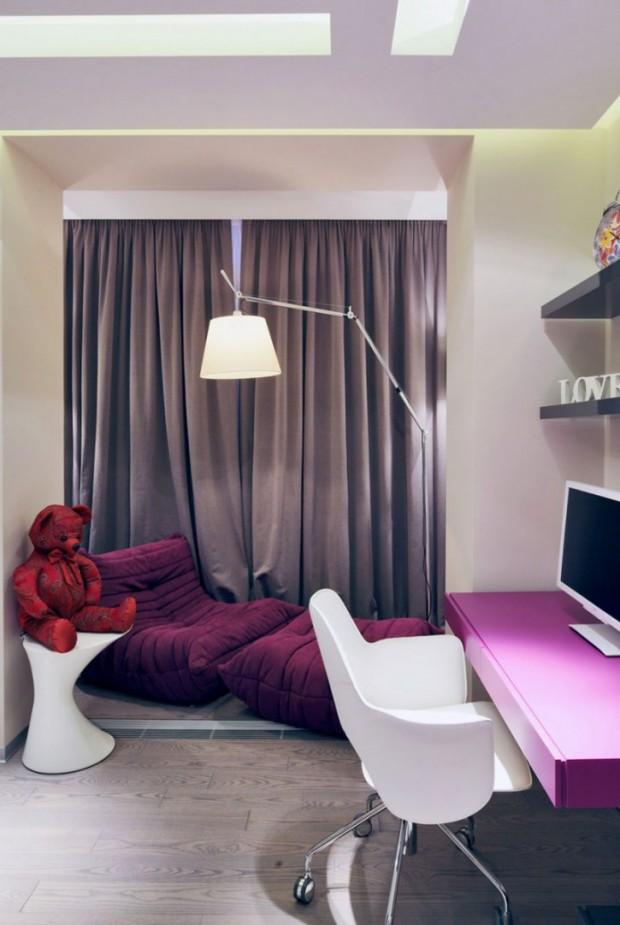Дизайн интерьера квартиры в Москве 16