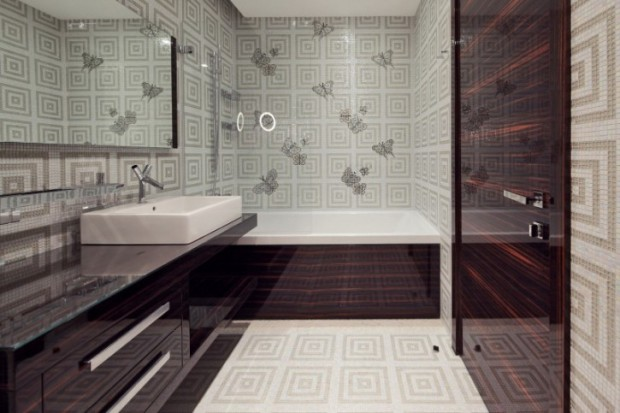 Дизайн интерьера квартиры в Москве 17